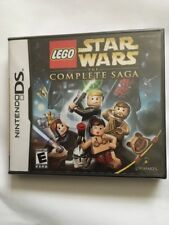 Lego Star Wars The Complete Saga (Nintendo DS, 2007) Brand New Sealed
