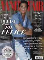 Matthew McConaughey Vanity Fair Italian Magazine Dallas Buyers Club Amy Adams