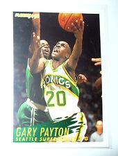 CARTE  NBA BASKET BALL 1995  PLAYER CARDS GARY PAYTON (220)