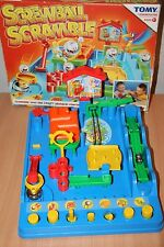 Screwball Scramble Tomy Crazy Marble Race Game Against Time