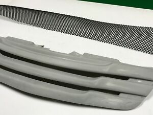 Front New Tuning Hood Grill UNPAINTED 1p for 2009 2012 Kia Forte Koup