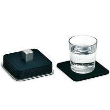 diseño Blomus Platillo Reposa vasos cristal trayan 68445 Set de 6 unidades