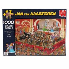 Jan van Haasteren - St.George and The Dragon Jigsaw Puzzle NEW jumbo games