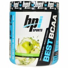 BPI Sports BEST BCAA 30 Servings Muscle Recovery & Weight Loss CLA Amino Acids