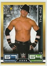 The Miz 2017 Topps Slam Attack 10th Edition Flashback
