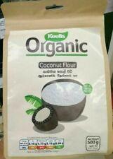 Ceylon Organic Coconut Flour Non GMO Gluten Free Rich in Fiber & Protein - 500g