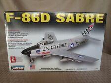 Lindberg 70503 NORTH AMERICAN F-86D SABRE 1:48 Scale Model Kit