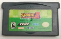 Sonic Advance 2 (Nintendo Game Boy Advance GBA, 2003) - Cartridge Only