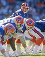 Buffalo Bills JIM KELLY Glossy 8x10 Photo NFL Football Print Poster HOF 2002