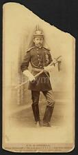 US Army Capt Thomas C Lebo 10th Cavalry USA Dakota 1880 7x4 Inch Reprint Photo