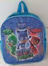 BAG252 PJ Masks Childrens//Kids Mini Rucksack