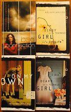 Lot of 6 Melody Carlson Diary of A Teenage Girl Samantha McGregor Teen Book Lot