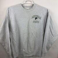 Vintage Michigan State Spartans Crewneck Pullover Sweatshirt Men's L 1990's