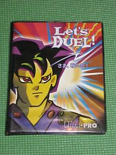 Ultra Pro Trading Card Binder/Folder - 'Let's Duel' A5 Size - [#B-3]