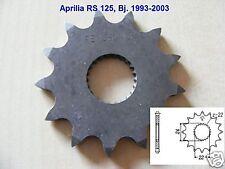 Ritzel 13 Zähne Aprilia RS 125, RS125, Extrema, RX, Tuareg, 80 km/h, JTF 394-13