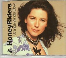 (DY782) Honey Riders, Strange Winds Blow - 2005 CD