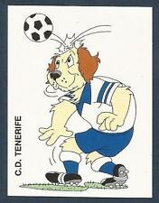 PANINI FUTBOL 93-94 SPANISH -#293-C.D.TENERIFE-CARTOON DOG