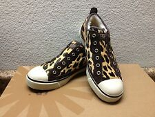 UGG LAELA EXOTIC CHEETAH SNEAKERS US 9.5 / EU 40.5 / UK 8