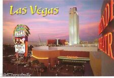 Palms Hotel Casino Oceans 11 Movie 2001 Las Vegas postcard UNUSED Single tower m