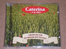 CATERINA ...E LE ALTRE (LOUIS ARMSTRONG, LOVIN' SPOONFUL) - CD COME NUOVO (MINT)