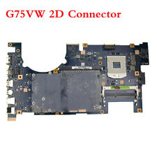 For ASUS G75VW Mainboard 2D Connector 60-N2VMB1401-B06 4 Slots Motherboard HM77