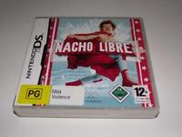 Nacho Libre Nintendo DS 2DS 3DS Game *No Manual* Jack Black Wrestling