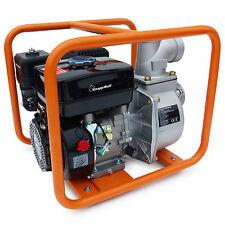 "Benzin Wasserpumpe KW80 3"" Motorpumpe Gartenpumpe Pumpe"