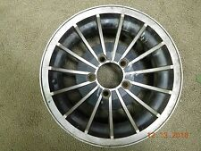 VINTAGE 14x6 15 SPOKE CYCLONE HURRICANE MAG WHEEL FORD/MOPAR MUSTANG FALCON GT