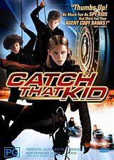 Kristen Stewart Max Thieriot Corbin Bleu CATCH THAT KID - SPY KIDS COMEDY DVD