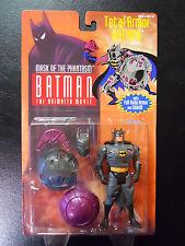 VINTAGE! STILL SEALED 1993 Kenner Batman-Mask of the Phantasm Total Armor Batman
