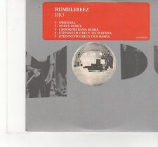 (FX30) Bumblebeez, Rio - DJ CD