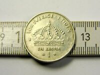 Sweden 1 krona 2002 year coin collectible coin money for collection #19