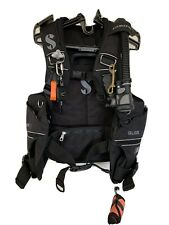 New listing Large Scubapro Glide Plus BCD incl Air2 & Accessrs Used on 50 Openwater Dives