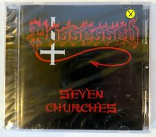 POSSESSED - SEVEN CHURCHES - CD 2011 - OFFICIAL ARGENTINA PRESSING - NEW SEALED