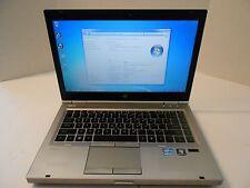 "HP EliteBook 8460p 14"" Core i5-2520M 3GB RAM 320GB HDD Windows 7 Pro 64/Off13(2)"