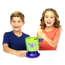 Gazillion Bubbles Maker Machine Blowing Bubble Soap Solution Kids Party Blow Toy
