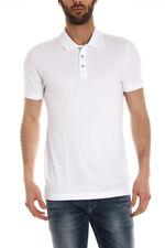 Armani Collezioni Polo Shirt Cotton Man White 0CM06J0CDYJ 100 Sz XXL MAKE OFFER