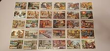 1962 TOPPS CIVIL WAR NEWS CARDS - LOT OF 30 CARDS - 27 DIFFERENT - POOR TO VG