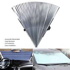 Car Windscreen Sun Shade Retractable Windshield Visor Front Window Block Cover