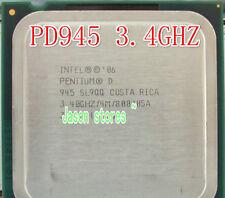 Intel Pentium D 945 3.4 GHz Dual-Core COSTA Processor CPU