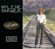 Mylène FARMER - CD maxi digipack 6 titres - California REMIXES Laurent Boutonnat
