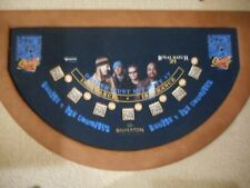 HOOTIE & THE BLOWFISH PROMO POKER TABLE TOP SHADY GROVE LOUNGE 1993-2003