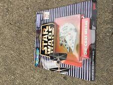 Star Wars Micro Machines Millennium Falcon Die-Cast Figurine 1996 Galoob NRFB