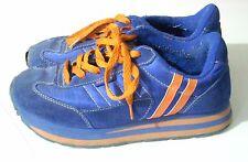 DELIAS Shoes Womens Size 8 - Orange/ Blue