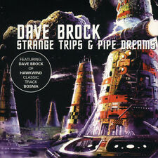 Dave Brock-Strange trips & PIPE Dreams + 1 bonus-CD