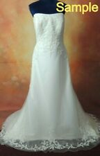Mon Cheri wedding dress size18