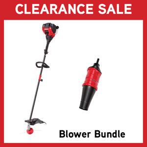 4 STROKE Whipper Snipper & Blower Bundle - Troy Bilt (363-950-0003)