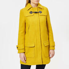 JOULES New Woolsdale Duffle Coat Antique Gold Sz 20 / 22 RRP£179 FreeUKP&P