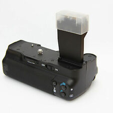 Free Shipping Battery Grip Holder for Canon 550D 600D 650D T2i T3i T4i as BG-E8