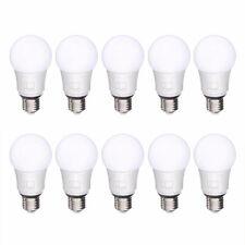 4x LED E27 Birnenform warmweiß Sparlampe Glühlampe Leuchtmittel A60 9W 2700K